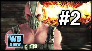 Batman: The Dark Knight Rises Gameplay Walkthrough Part 2