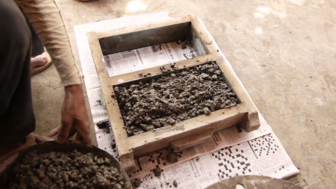 Reusing construction rubble low cost alternative for Construction materials cost