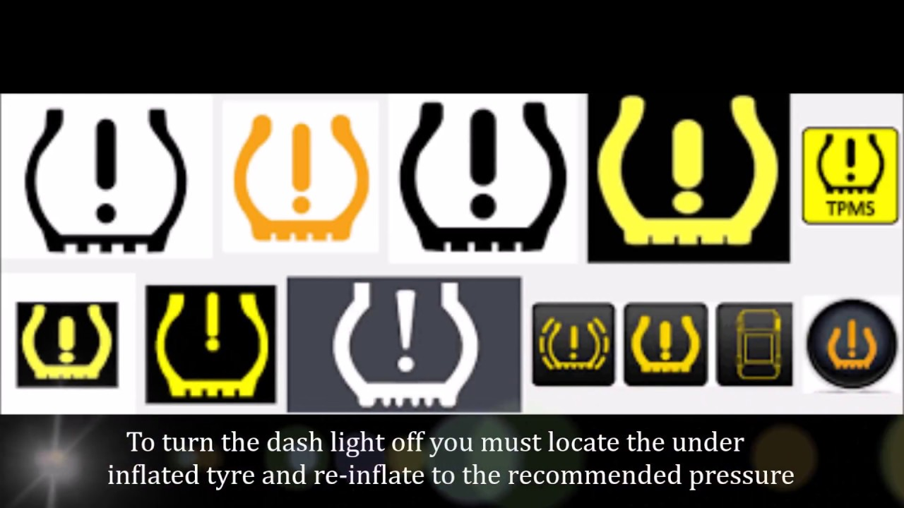 Tpms Bypass Disable Tyre Sensors Youtube 2010 Traverse Fuse Box