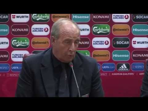 Italy Coach Explains Decision to Banish Graziano Pelle