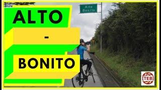 Cómo SUBIR PUERTOS LARGOS: Alto Bonito   37 Km - 4%   DESCUBRELO   #3 🚴 🌄