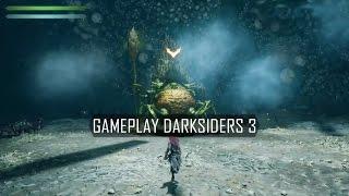 gameplay darksiders 3 insana - QUERO MUITO !