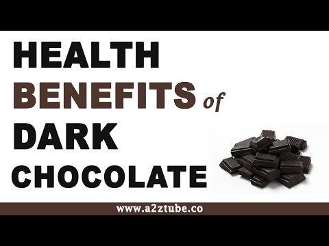 Health Benefits of Dark Chocolate