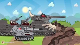 Клип Сдаваться нельзя-мультики про танки