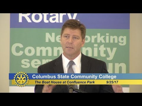 Columbus Rotary Club: Columbus State Community College 9/25/2017