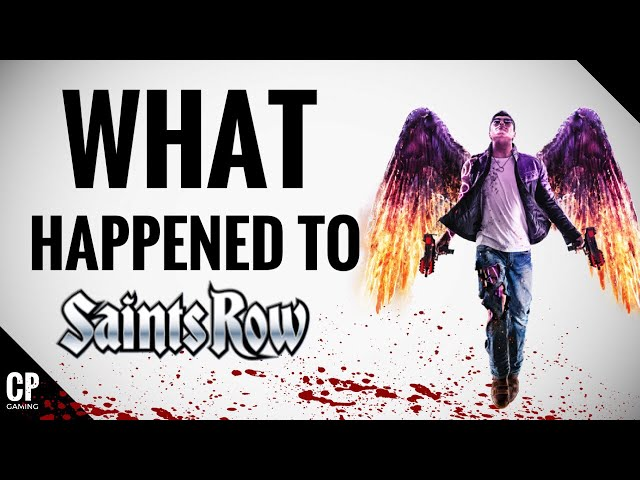 What Really Happened to Saints Row   When Crazy Isnt Enough