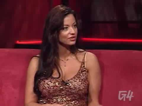 Attack Of The Show! - Candice Michelle interview