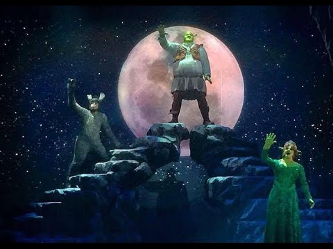 """Download Kyle Timson : """"Who I'd Be""""   SHREK THE MUSICAL"""