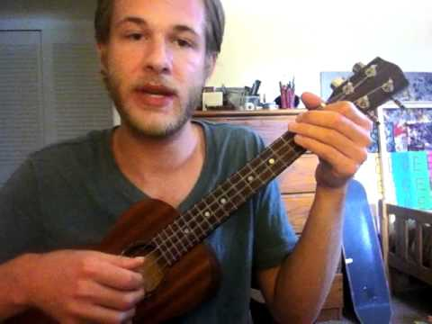 Ukulele Lesson: Fingerpicking Blues Pattern #1