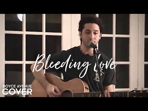 Leona Lewis - Bleeding Love (Boyce Avenue acoustic cover) on Apple & Spotify