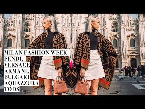 WHAT HAPPENED IN MILAN AND 8 LUXURY OUTFITS