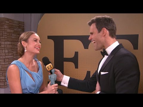 EXCLUSIVE: Brie Larson On Boyfriend Alex Greenwald's Support At SAG Awards: He's 'My Person' Mp3