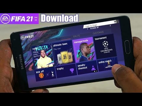How to download FIFA 19 Android 🔥 SKIP VERIFICATION 🔥 Gameplay 🔥