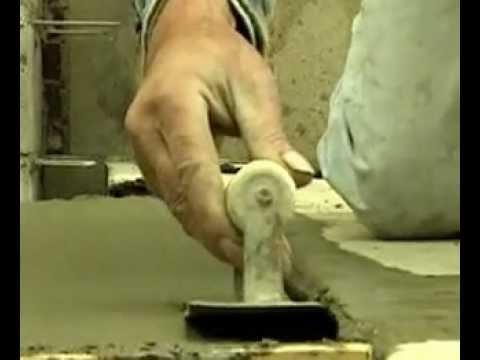 Cement Mason and Concrete Finisher