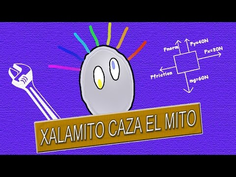 XALAMITO CAZA EL MITO #1: COSAS QUE (QUIZÁ) SABÍAS Y NO SON CIERTAS