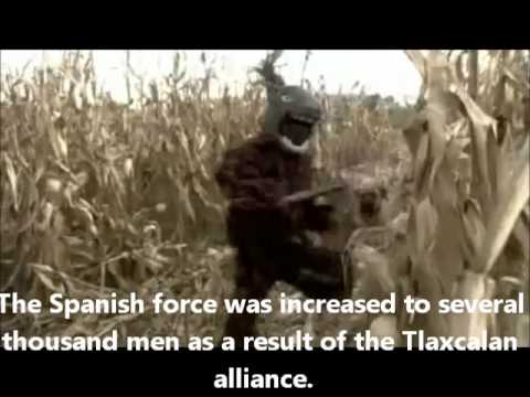 Cortez Conquered Aztecs