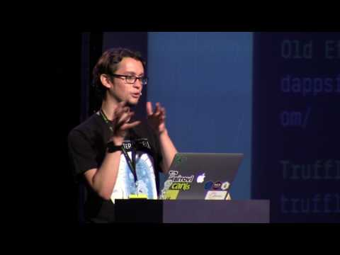 Raul Pino - Ethereum for node.js devs