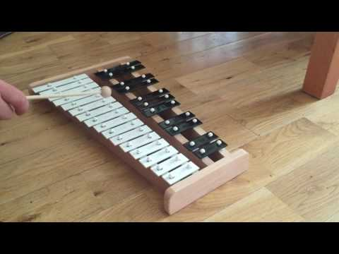 TheXylophoneShop.com Xylophone Musical Instrument Sound
