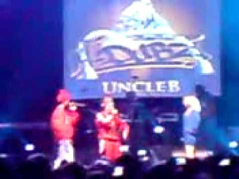 n-dubz about you now cover live