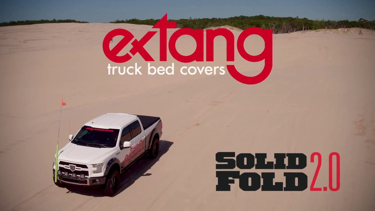 Extang Solid Fold 2.0 Hard Folding Truck Bed Cover