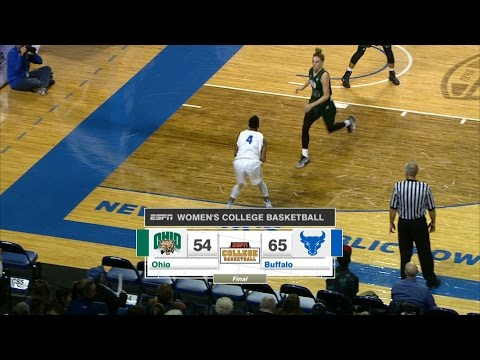 UB Women's Basketball vs Ohio Post Game Recap