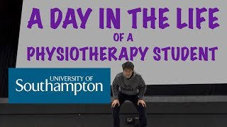 A Day in the Life of a Physiotherapy Student | VLOG 3