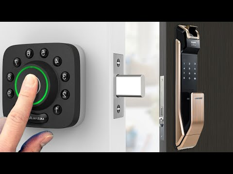 Top 7 Best Smart Door Locks 2019 For Your Home | Most Safest Smart Lock
