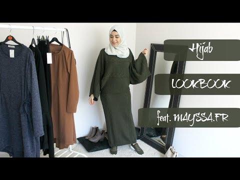 Hijab LookBook feat. MAYSSA.FR   Muslim Queens by Mona