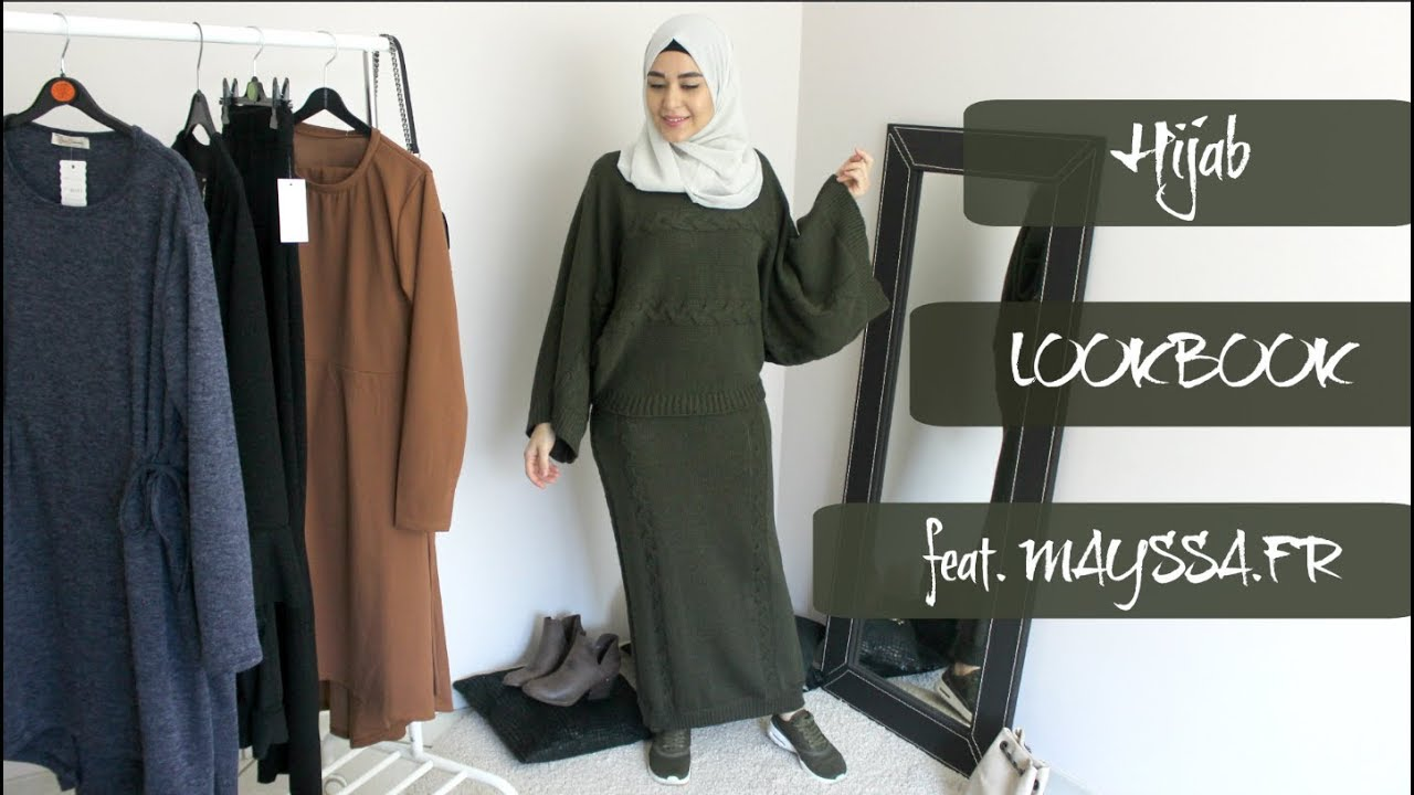 Hijab LookBook feat  MAYSSA FR | Muslim Queens by Mona