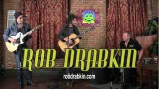 ROB DRABKIN - She Comes And Goes - acoustic MoBoogie Loft Session