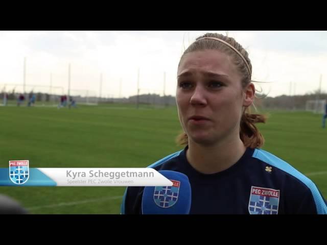 PEC Zwolle Vrouwen in Turkije: dag 1 en 2