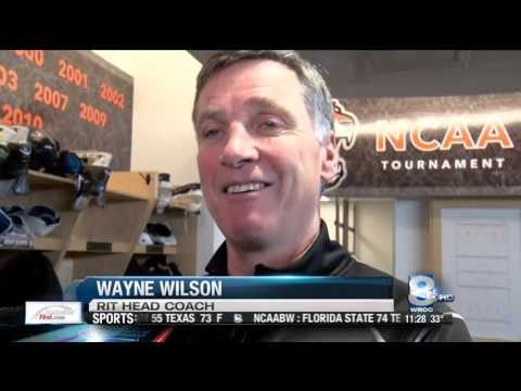 RIT on TV: Wayne Wilson Could Face Son in NCAA Tournament