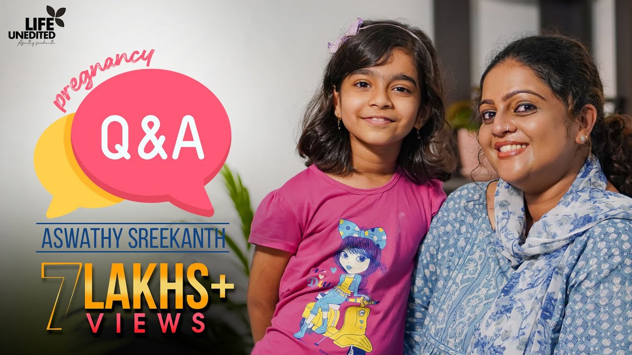 Download Pregnancy Q&A | Life Unedited | Aswathy Sreekanth | Dos and Don'ts during Pregnancy Period