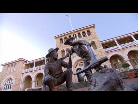 Cruising in Fremantle, Western Australia