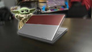 Ngomongin Laptop Merah Putih.