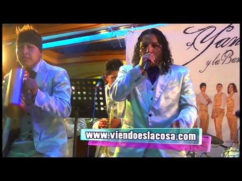 VIDEO: YANET Y LA BANDA KALIENTE - Bailando - En Vivo - WWW.VIENDOESLACOSA.COM - Cumbia 2014