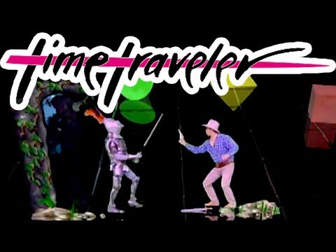 LGR - Hologram Time Traveler - Arcade, PC, DVD Game Review