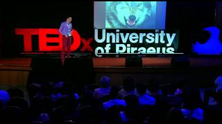 How I became a storyteller | Alex Glod | TEDxUniversityofPiraeus
