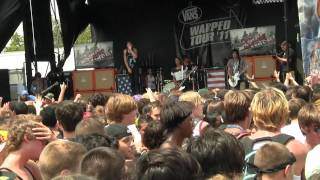 Attack Attack - Sexual Man Chocolate (reissue intro) Live HD Warped Tour 2011 7/23 Nassau Coliseum
