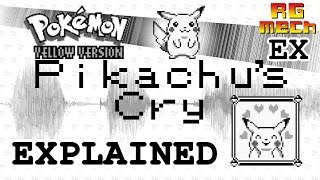 Pikachu's Cry in Pokémon Yellow Explained