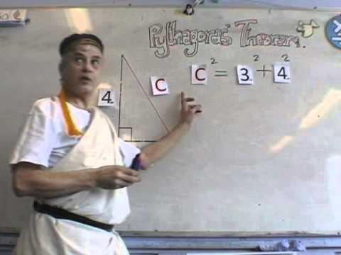 Do The Hypotenuse Dance!