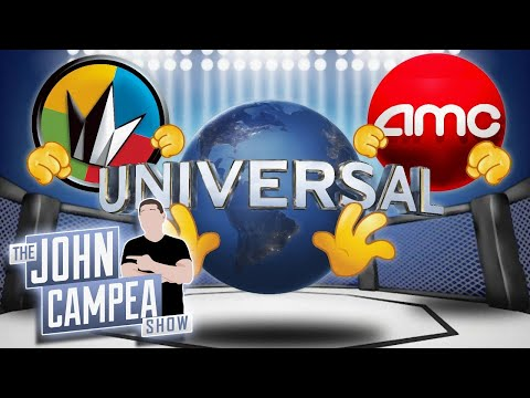 Regal Joins AMC In Banning Universal Movies - The John Campea Show