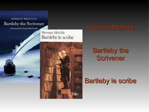 Bartleby the Scrivener, A Tale of Wall Street Analysis