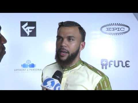Jidenna Speaks Igbo-Celebrity Interview, Red Carpet, Music, Nigerian Music,