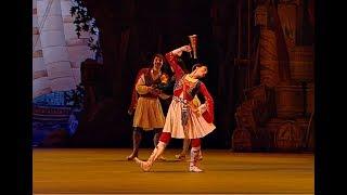 Ballet mime: La petite corsaire (with subtitles)