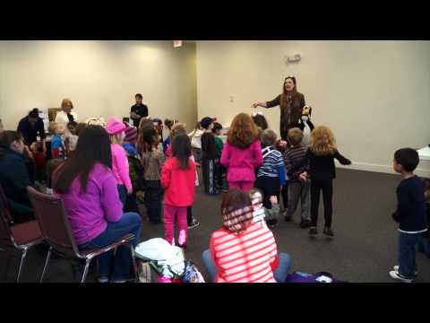 Story Time at Hocutt-Ellington Memorial Library