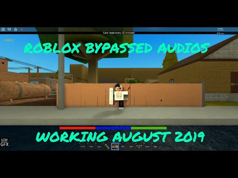 working-august-2019!!-roblox-bypassed-audios!!!