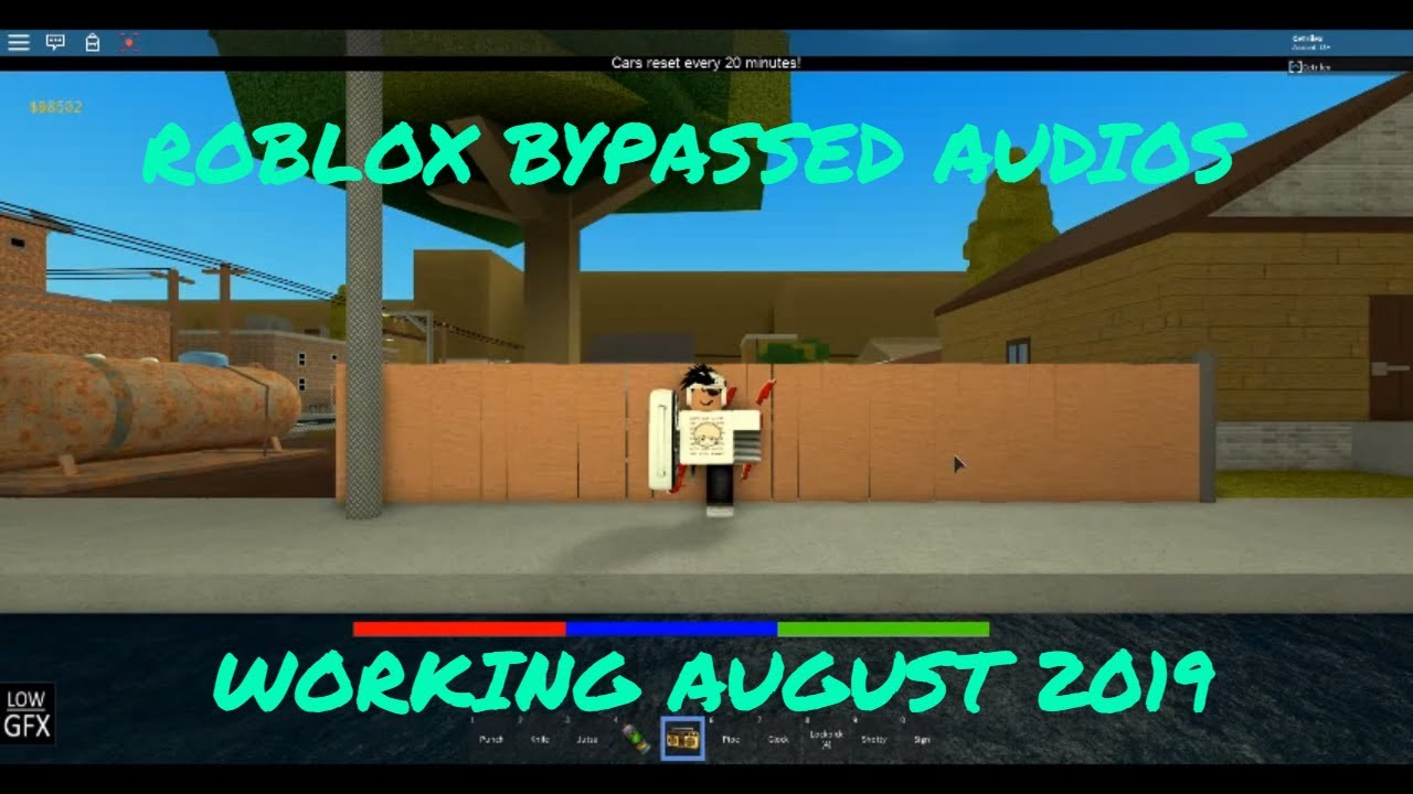 Working August 2019 Roblox Bypassed Audios Youtube