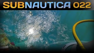 Subnautica [022] [Explodierende Luftblasen] [Let's Play Gameplay Deutsch German] thumbnail