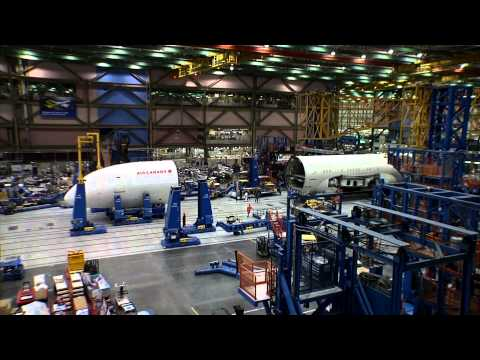 Building Air Canada's Boeing 787 | Meet Air Canada's Fleet